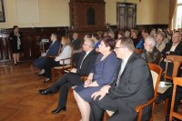 Konferencja ˝Wsparcie osób starszych wśrodowisku lokalnym˝